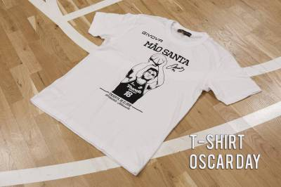 T-shirt celebrativa Oscar Day